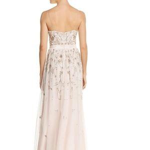 NWT Aidan Mattox Long Party Dress
